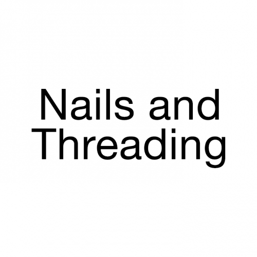 nails and threading
